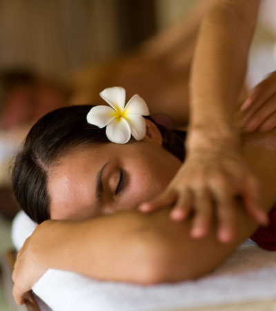 SPA & LODGING DELUXE ROMANCE PACKAGE